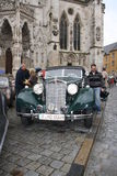 5. Classic Rally in Regensburg Stock Photo