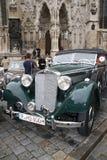 5. Classic Rally in Regensburg Stock Photos