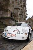 5. Classic Rally in Regensburg Royalty Free Stock Image