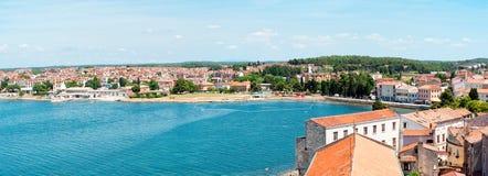 5 Croatia istra parenzo porec obraz stock