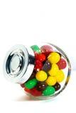 5 cukierków czekolada Zdjęcie Royalty Free