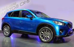 5 CX Mazda νέα Στοκ φωτογραφίες με δικαίωμα ελεύθερης χρήσης