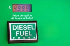 $5 diesel royalty-vrije stock fotografie