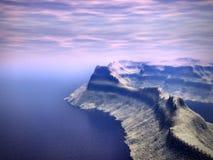 5 drömlika vatten royaltyfria foton