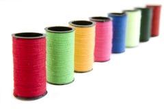 5 dressmaking Fotografia Stock