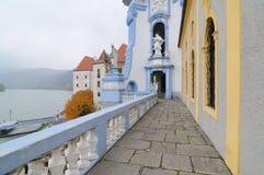 5 duernstein修道院没有 库存图片