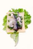 5 estonian nationell smörgås var Royaltyfri Bild