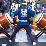 5 festival japan matsumoto Royaltyfria Bilder