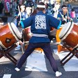 5 festiwal Japan Matsumoto Obrazy Royalty Free