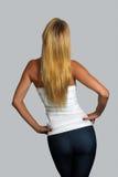 5 foremna piękna blondynka Zdjęcie Royalty Free