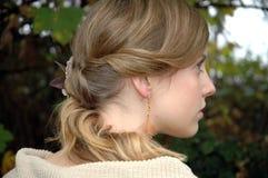 5 fryzure Obrazy Royalty Free