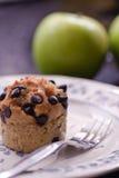 5 galna muffinserie Royaltyfri Foto