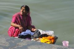 5 ghats udaipur 免版税库存照片