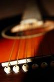 5 gitara Obraz Stock