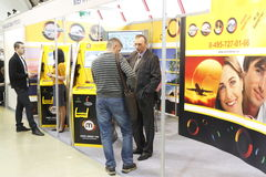 5 International vending exhibition 23-25 march 201 Stock Photos