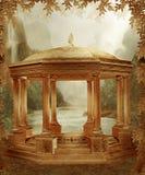 5 jesienna sceneria Obrazy Royalty Free