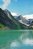 5 jezioro Alberta Canada Louise Obrazy Stock