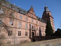 5 johannisburgschloss Arkivfoto