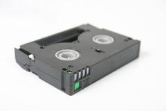 5 kasety wideo cyfrowych Obrazy Royalty Free