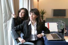 5 kobieta jednostek gospodarczych Obrazy Stock