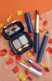 5 kosmetyków Obraz Royalty Free