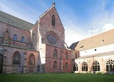 5 kyrkliga gård Fotografering för Bildbyråer