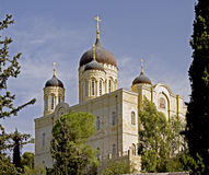 5 kyrkliga ortodoxt Royaltyfri Foto