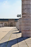 5 mausoleum mohamed morocco rabat Royaltyfri Foto