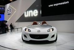 5 Mazda motorowy mx Paris przedstawienie motorowy Obrazy Royalty Free