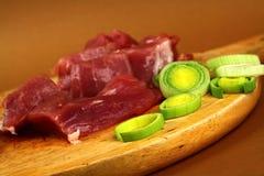 5 mięso Zdjęcia Stock