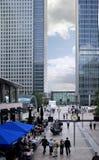5 nowoczesnej architektury zdjęcie stock