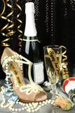 5 nowy rok Zdjęcie Stock