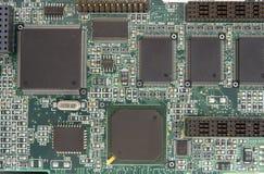 5 nya delar för dator Royaltyfria Foton