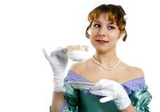 5 o'clock tea Royalty Free Stock Images