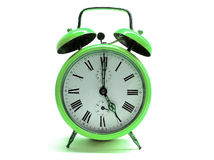 5 o�clock alarm Royalty Free Stock Image