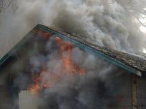 5 ogień Zdjęcie Royalty Free