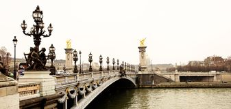 5 paris Royaltyfria Bilder