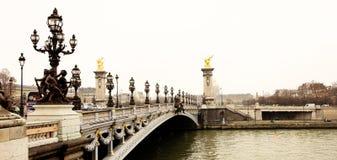 5 Paryża Obrazy Royalty Free