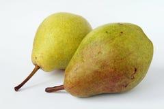 5 pear Zdjęcia Royalty Free