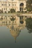 5 pomnik Calcutta Victoria fotografia royalty free