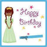 5 princess1 иллюстрация штока