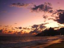 5 Rio De Janeiro linia horyzontu Fotografia Stock