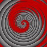 5 ruchów spirala Fotografia Royalty Free
