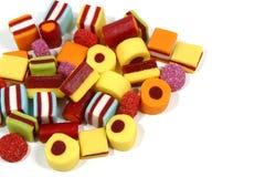 5 słodyczy zdjęcie royalty free