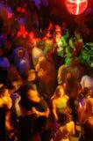 5 sali tańca Obrazy Stock