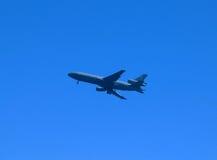 5 samolot. obraz stock