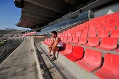5 samotności Zdjęcia Stock