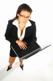 5 seksownych kobiet przedsiębiorstw. Zdjęcia Stock