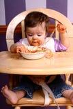 5 spaghetti królowej Obrazy Royalty Free