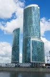 5 stad moscow Royaltyfri Foto